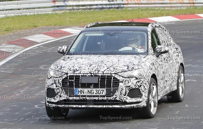 Audi's New Patent Could Point Us in The Direction of The SQ3