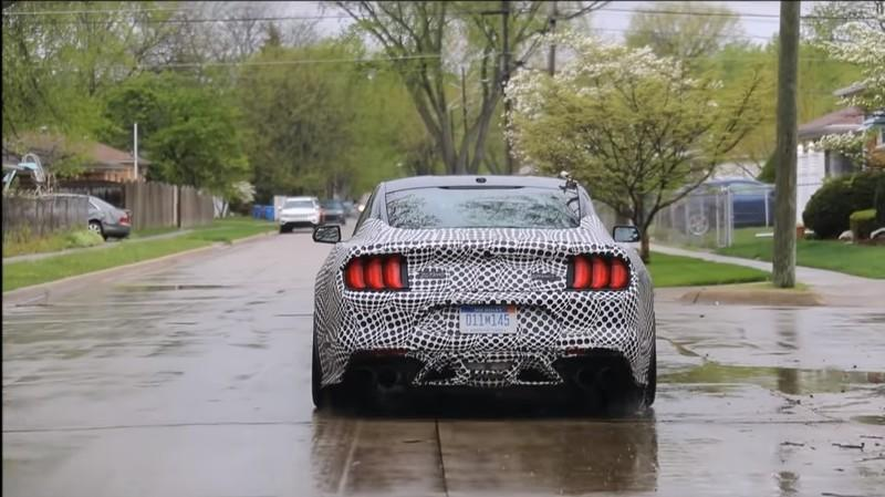 2020 Ford Mustang Shelby GT500 To Get Dual-Clutch Transmission?