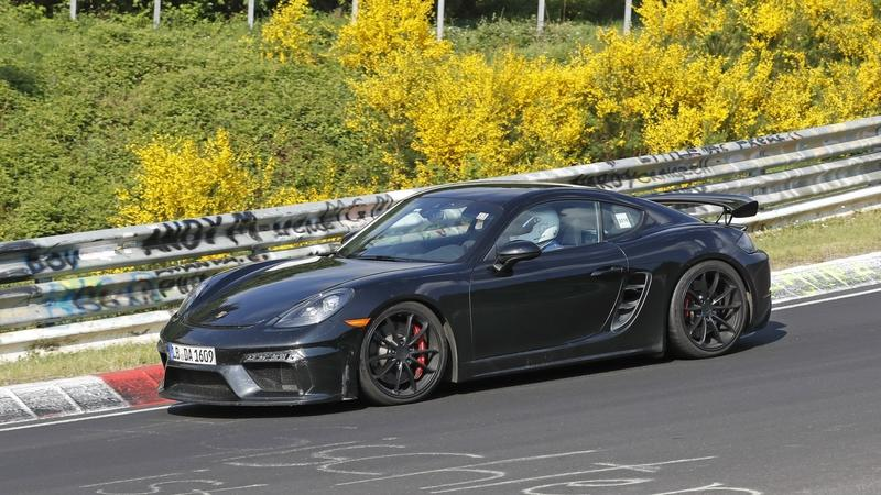 A Naturally Aspirated Flat-Six Will Motivate the Upcoming Porsche Cayman GT4