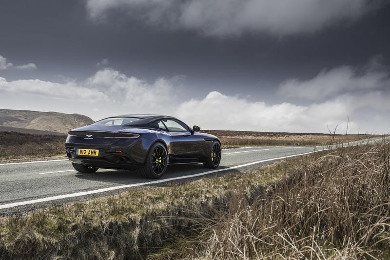 Aston Martin Cranks Up The Volume With The DB11 AMR
