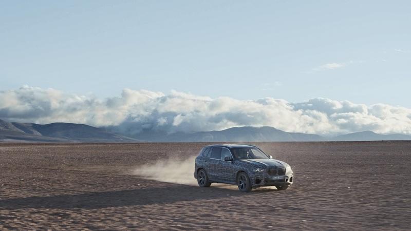 Why the BMW X5 Will Debut at the Paris Motor Show