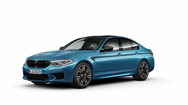 2019 BMW M5 Competition Package