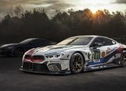 BMW Will Debut the Production Version of the 8 Series Coupe at the 24 Hours of Le Mans - image 780446