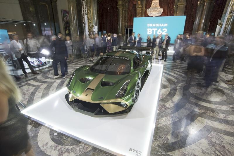 Brabham's BT62 Already Set For North American Debut; Already Has One American Buyer