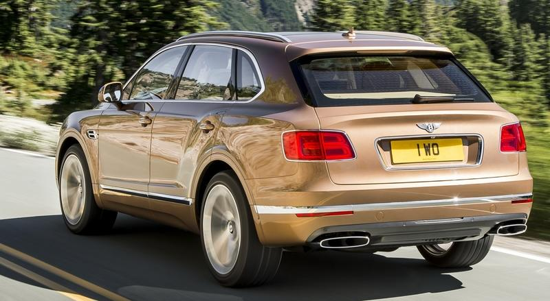 Comparison: 2018 Bentley Bentayga vs 2019 Rolls-Royce Cullinan