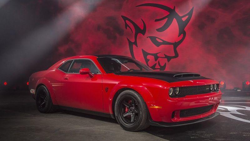 Ebay Sellers Think You're Dumb Enough to Pay $500,000+ for a Dodge Challenger Demon