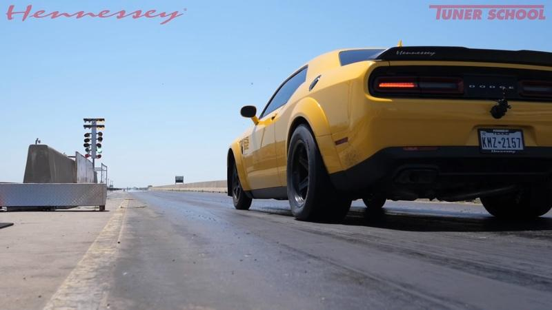 Hennessey's Demon Is The Fastest In The World