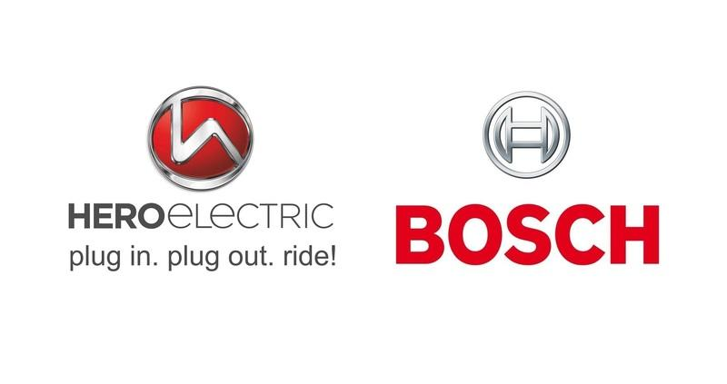 Hero Electric has tied up with Bosch for powertrain partnership