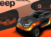 High School Visionaries Render the 2030 Jeep Wrangler - image 780853
