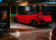 Honda Debuts a Civic Type R Pickup and We've Officially Seen it All - image 781485