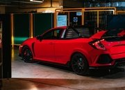 Honda Debuts a Civic Type R Pickup and We've Officially Seen it All - image 781489