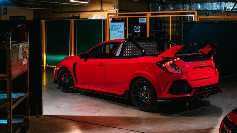 Honda Debuts a Civic Type R Pickup and We've Officially Seen it All