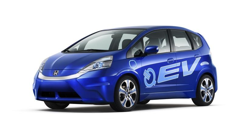 Honda Teams Up with Major Battery Producer to Build Fit-Like EV with 180-Mile Range