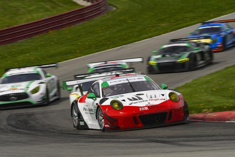 IMSA Sports Car Challenge at Mid-Ohio - Race Report