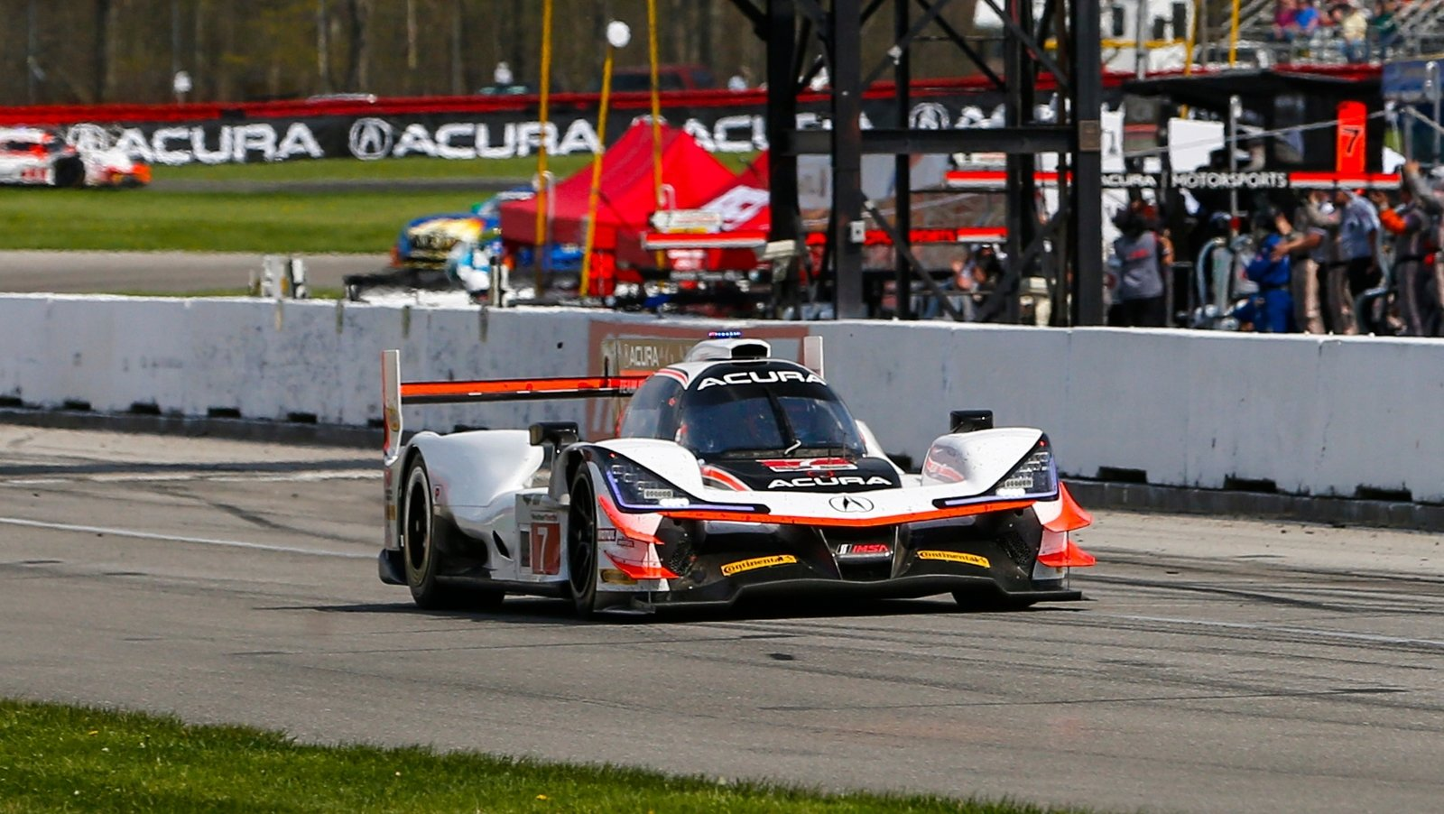 Mid Ohio Sportscar Course >> IMSA Sports Car Challenge At Mid-Ohio - Race Report | Top ...