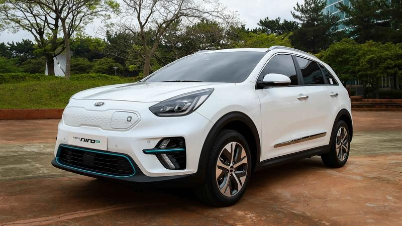 Kia Niro EV Arrives with 236-mile Range