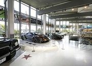 Lamborghini's Hollywood Cars Are Now On Display in Its Headquarters - image 781835