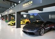 Lamborghini's Hollywood Cars Are Now On Display in Its Headquarters - image 781837