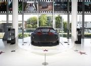 Lamborghini's Hollywood Cars Are Now On Display in Its Headquarters - image 781840