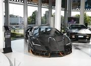 Lamborghini's Hollywood Cars Are Now On Display in Its Headquarters - image 781847