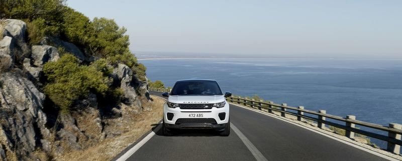 2018 Land Rover Discovery Sport Landmark Edition
