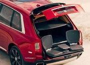 Leaked Images Show that the Rolls-Royce Cullinan Doesn't Far Fall From the Phantom Tree - image 779743