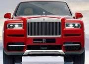 Leaked Images Show that the Rolls-Royce Cullinan Doesn't Far Fall From the Phantom Tree - image 779745