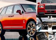 Leaked Images Show that the Rolls-Royce Cullinan Doesn't Far Fall From the Phantom Tree - image 779847