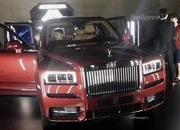 Leaked Images Show that the Rolls-Royce Cullinan Doesn't Far Fall From the Phantom Tree - image 779740