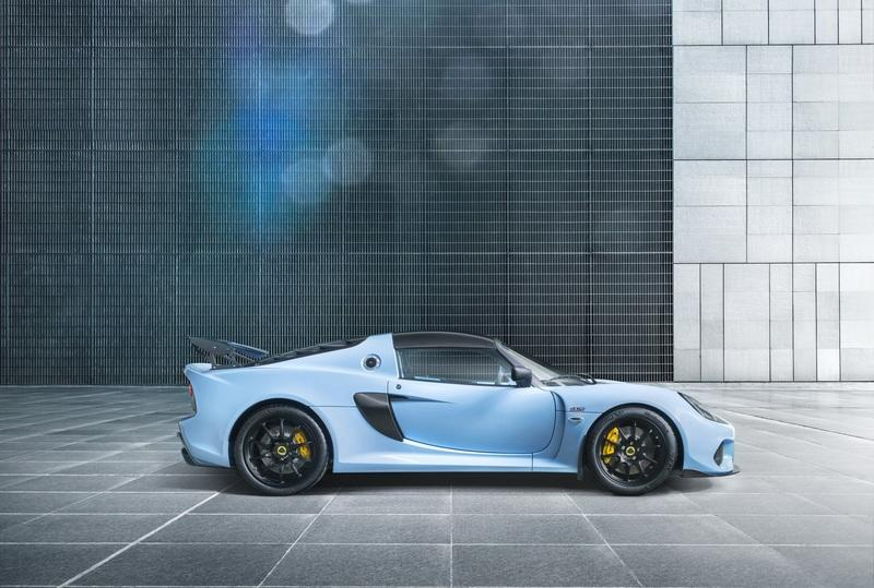 Lotus Celebrates 70th Anniversary in Typical Lotus Fashion