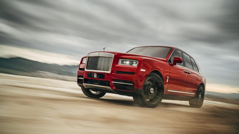 Love It Or Leave It - The Rolls-Royce Cullinan