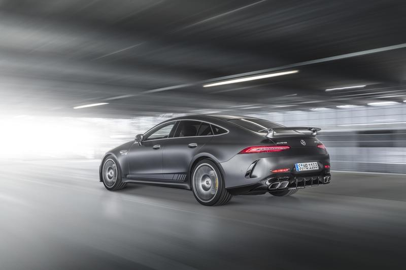 2019 Mercedes AMG GT 4-Door - Edition 1 - image 779576