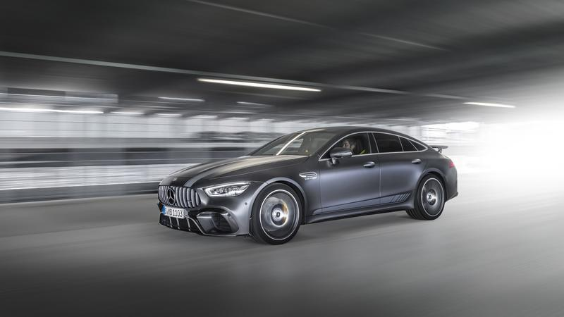 2019 Mercedes AMG GT 4-Door - Edition 1