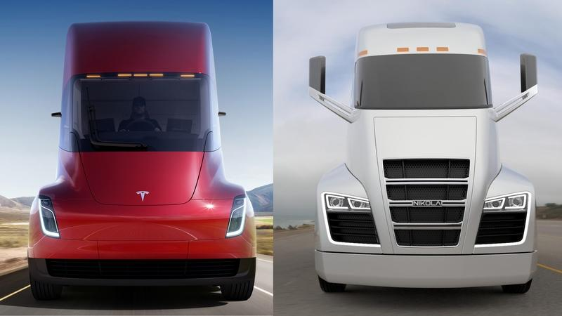 Nikola Motor Company is Suing Tesla over Alleged Patent Infringement