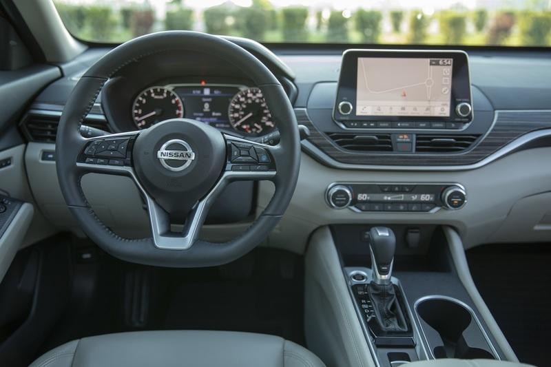 2019 Nissan Altima Edition ONE