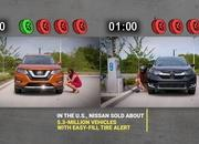 Nissan Introduces Easy Tire-Fill Alert System Because It's Too Hard to Do it the Old-Fashioned Way - image 781384