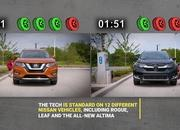 Nissan Introduces Easy Tire-Fill Alert System Because It's Too Hard to Do it the Old-Fashioned Way - image 781385
