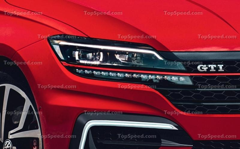 2020 Volkswagen Golf Mk8 Gti Top Speed