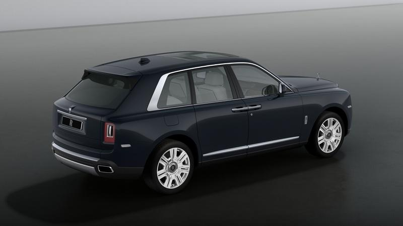 Spec your own Rolls-Royce Cullinan in the fanciest online configurator ever!