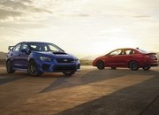 Subaru Announces Bumped WRX Pricing for 2019 to Go with Extra Juice for the STI - image 781491