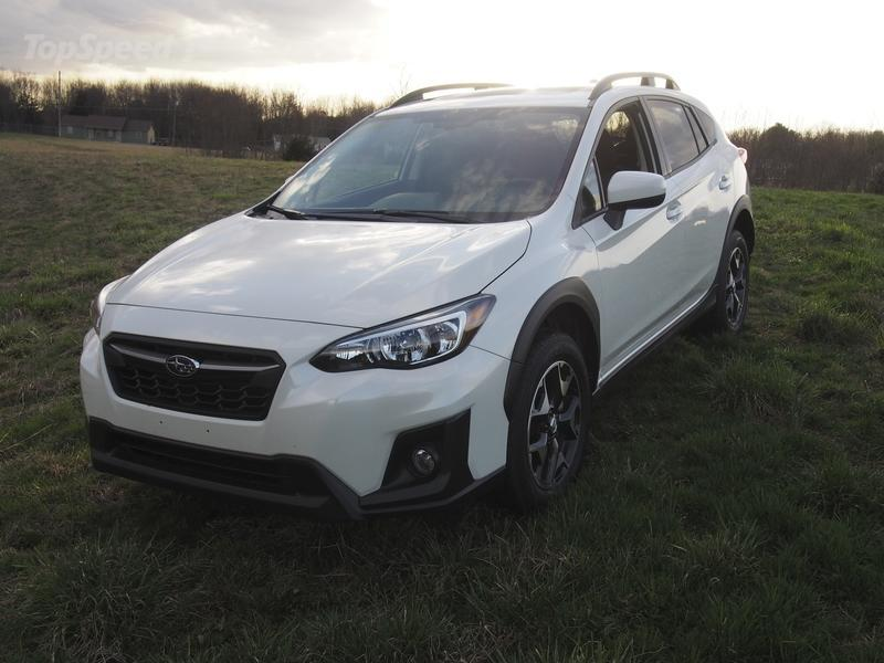 2018 Subaru Crosstrek - Driven - image 779867