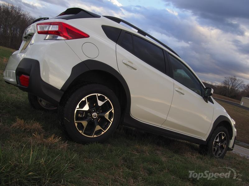 2018 Subaru Crosstrek - Driven - image 779889