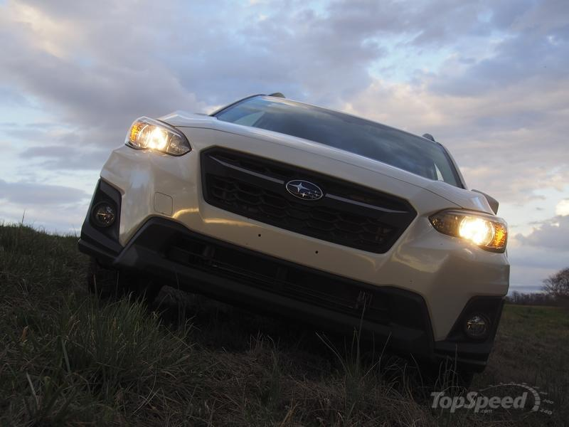2018 Subaru Crosstrek - Driven - image 779893