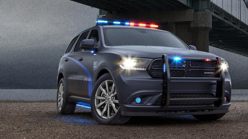 The 2018 Dodge Durango Is Ready To Catch The Bad Guys