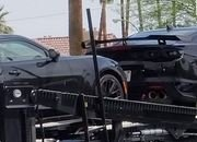 The 2019 Chevy Camaro ZL1 was Spotted in Vegas but it Wasn't Playing Slots - image 781025
