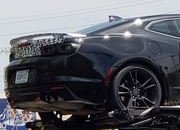 The 2019 Chevy Camaro ZL1 was Spotted in Vegas but it Wasn't Playing Slots - image 781026