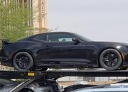 The 2019 Chevy Camaro ZL1 was Spotted in Vegas but it Wasn't Playing Slots - image 781027