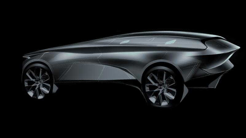 The Langona SUV - Possibly Called The Varekai - Could Debut in 2021; Will be Based on the Lagonda Vision Concept