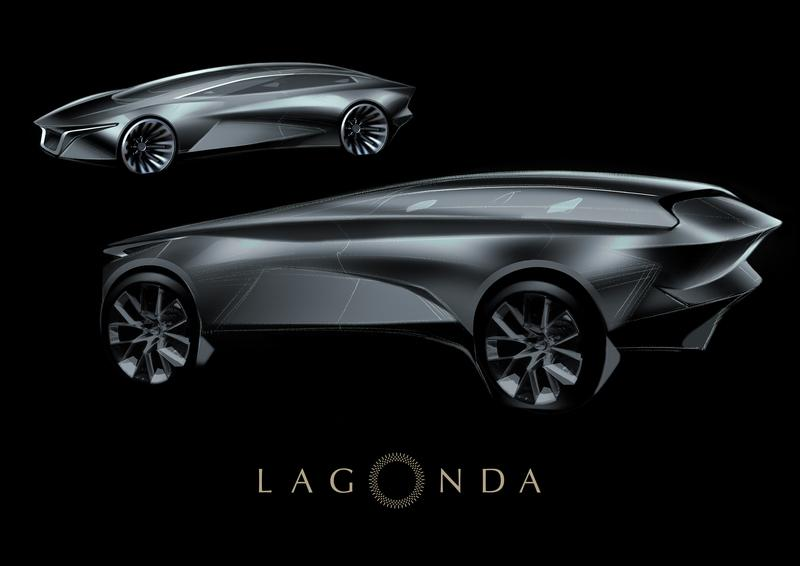 The Langona SUV - Possibly Called The Varekai - Could Debut in 2021; Will be Based on the Lagonda Vision Concept - image 779738
