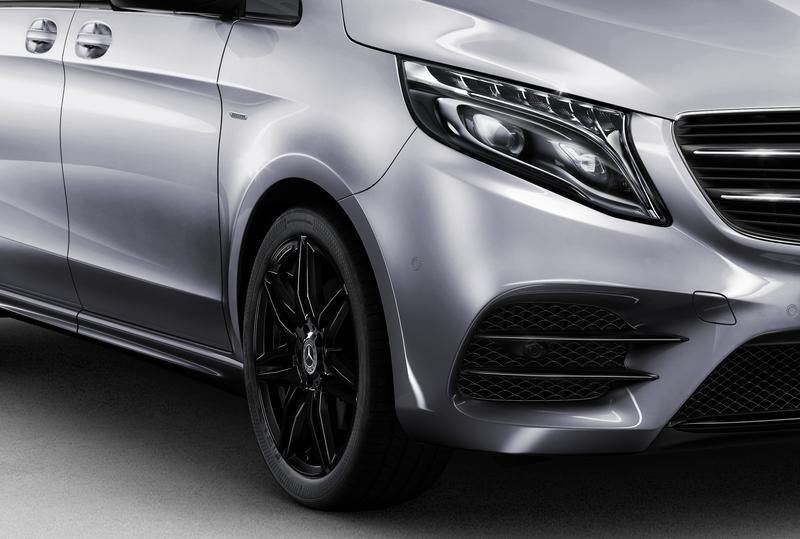 The Mercedes V-Class Night Edition is the Worst Thing to Come Out of Mercedes-AMG in a Long Time